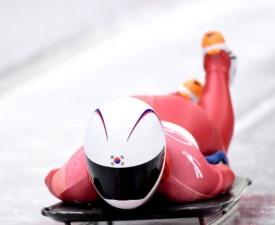 [평창] 정소피아, 여자 스켈레톤 최종 15위 기록