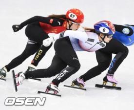 [평창] 여자 쇼트트랙 3인방, 1000m 예선 전원 조1위로 통과