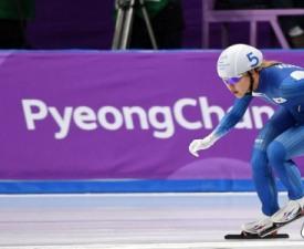 [평창] 매스 스타트 김보름, 마지막 경기에서 은메달 획득