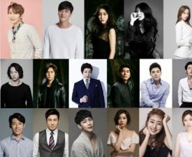 케이윌·차지연·정동하…뮤지컬 '노트르담 드 파리' 화려한 라인업