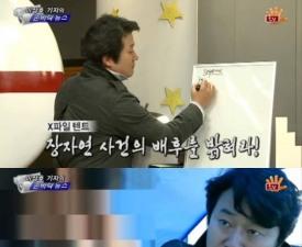 장자연, 소름끼치는 국정원 의혹