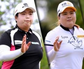 한국 여자 선수가 장악한 세계 골프 랭킹 상위권