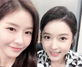오지은, 박하나와 친자매 수준?