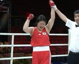 [복싱] 조미현 김지호, 아시아유스선수권 결승 진출