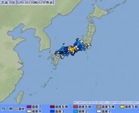 일본 오사카 지진, '슬로우 슬립' 현상 뭐기에? 불과 5개월 전에도...