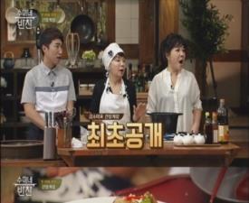 """'수미네 반찬' 김수미 표 간장게장 비결? """"눈대중NO·정확한 계량"""""""