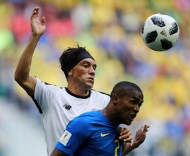 [러시아WC 라이징 스타] (3) 답답하던 브라질에 활력 가져온 더글라스 코스타