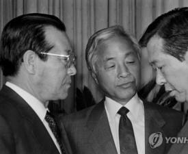 김영삼 서거 당시, '킹메이커'가 남겼던 한 마디