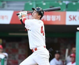 [KBO] SK, 두산 상대 12-2 완승