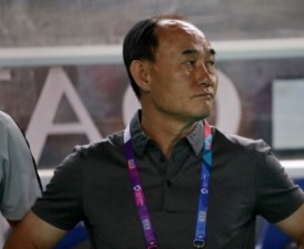 [AG] '선발 6명 교체' 한국, 말레이시아에 굴욕패