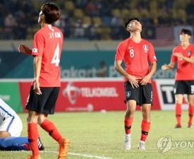 '한국 말레이시아' 하이라이트, 송범근 실책 차마 다시 보기 민망할 정도?