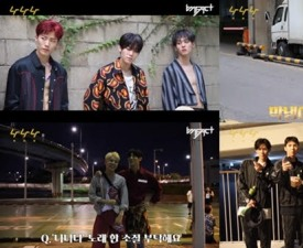 임팩트 '나나나' MV 메이킹 필름 공개..폭염 뚫은 열정