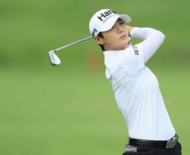 박성현 세계랭킹 1위 자격으로 캐나다서 타이틀방어 도전