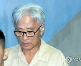 [현장;뷰] 이윤택, 미투 첫 실형…피해자들 결국 법정서 눈물(종합)