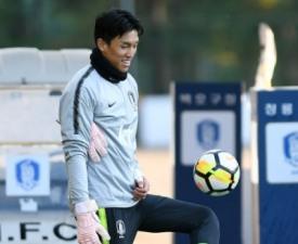 [축구] 다시 시작된 국가대표 골키퍼 경쟁, 김승규와 조현우
