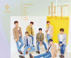 레인즈, 일본 2집 '니지(虹)′로 오리콘 차트 3위 '유종의 미'