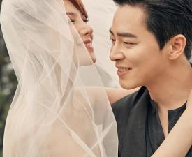 """조정석·거미 결혼, """"긴 시간 위로 돼준 분"""" 행복한 신혼부부에 더욱 잔인한 루머"""