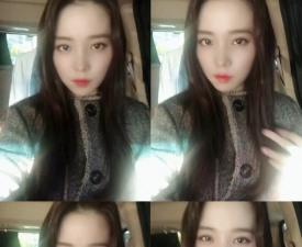 윤소희, 새 헤어스타일 변신…감성 충만 '가을여신' 등극