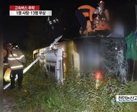 고속버스 추락, 두 사람 방심이 초래한 사고 왜 근절 못하나