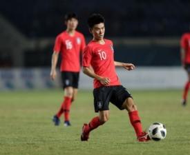[축구] 황인범, 대전 유소년팀에 AG 금메달 포상금 기부