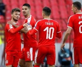 [UNL] '랴이치-미트로비치 연속골'...세르비아, 몬테네그로 꺾고 리그 B 승격 확정