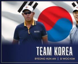 안병훈-김시우 월드컵 28개국중 파워랭킹 2위