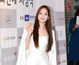 [포토;뷰] 박민영 연말 파티 여신룩