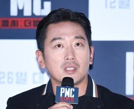 [포토;뷰] 하정우 믿고 보는 배우