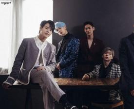 '훈훈한 분위기' 임팩트, 신곡 '온리 유' 콘셉트 포토 공개