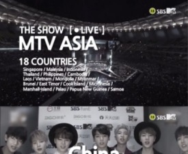 '더쇼' 아시아 20개국 동시 생방송…'K-POP 글로벌화' 앞장