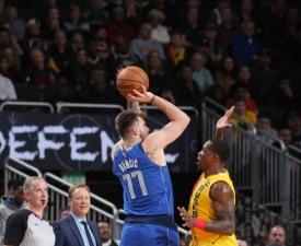 [NBA] '신인왕은 내 거야' 돈치치, 역대 2번째 최연소 트리플-더블