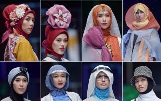 무슬림 여성~~히잡속에 감춰진 아름다움~~~