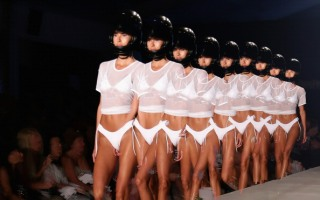 Minimale Animale - Runway - Mercedes-Benz Fashion Week Swim 2015