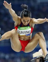 올림픽 미녀들~~~ 파워풀~ 건강미~