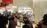 대구지역 백화점, 2017 봄 바겐세일 돌입