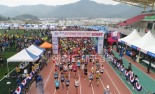 제13회 성주참외 전국마라톤대회 성황리 열려