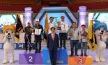 '제57회 경북도민체육대회' 대단원 막 내려…포항시 시부·칠곡군 군부 '1위'
