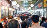 [헤럴드 포토]넉넉한 인심..추석 대목 맞은 전통시장 '모처럼 활기'