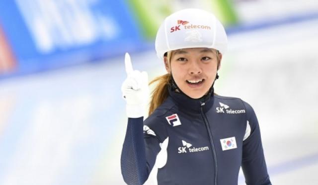 [삿포로AG] 스피드스케이팅 김보름, 여자 3,000m '2회 연속' 은메달