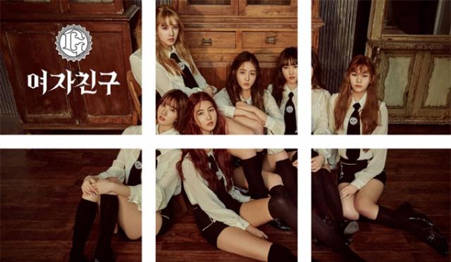 여자친구, 3월 6일 컴백 이미지 SNS 선공개