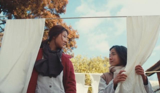 삼일절 개봉 '눈길', 소녀상 지킴이와 함께 특별 캠페인 개최