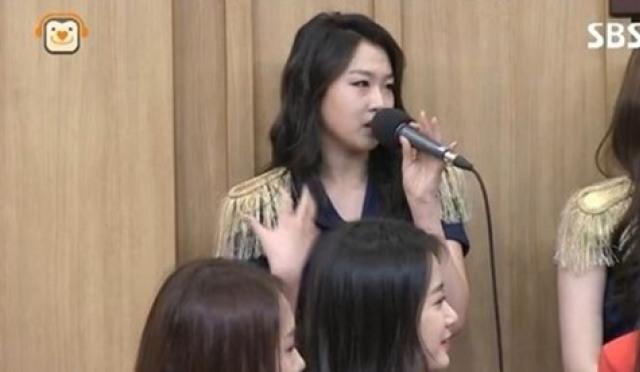 '컬투쇼' 민아리, 양현석의 심사평이 남긴 상처