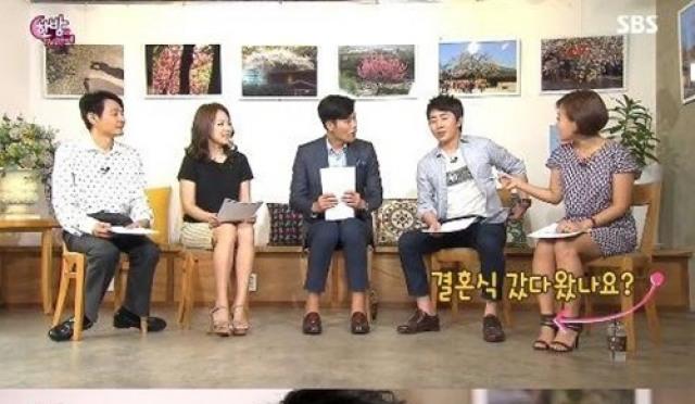 '택시' 차유람 이지성, 결혼식 당시 홍진호의 충격적 반응