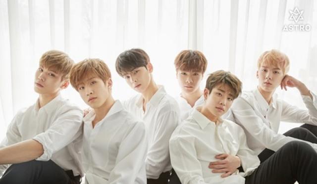 '꿈을 파는 소년들'...아스트로, 오늘(29일) 정오 '베이비' 공개