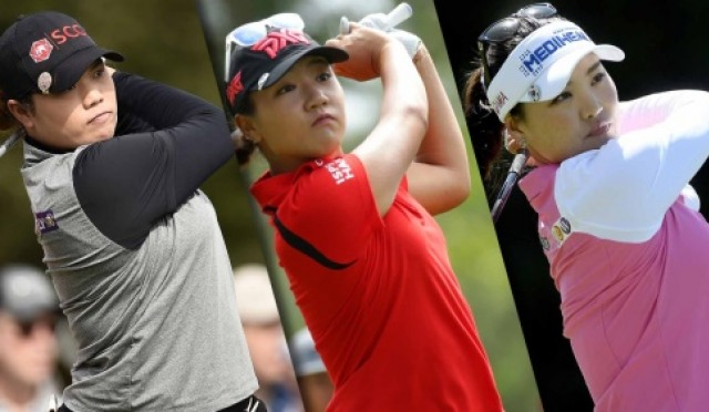 LPGA 메이저, KPMG위민스PGA챔피언십서 한국인 9승 도전