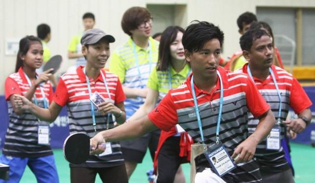 대한장애인체육회, '2017 KPC 개발도상국 초청 장애인스포츠 개발캠프' 개최