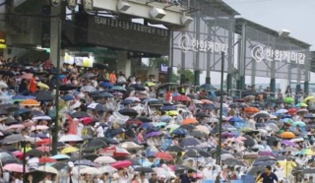 [야구이슈] '마리한화'는 이제 옛말, 발길 끊는 관중들