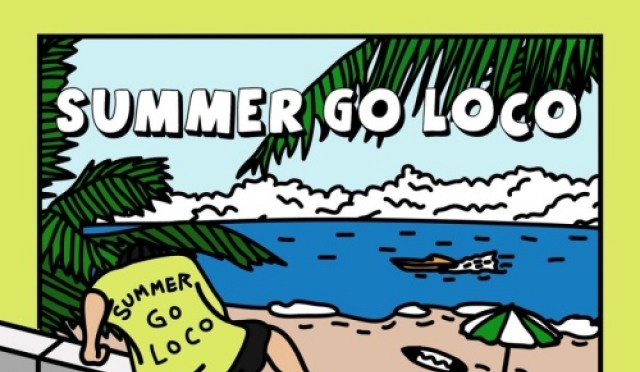 로꼬 그레이, 여름의 막바지 달군다