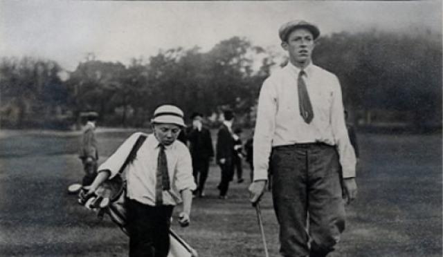 [박노승의 골프 타임리프] 골프역사상 가장 위대했던 3대 역전드라마 (1) - 1913년 US오픈 : 프란시스 위멧(1893-1967)