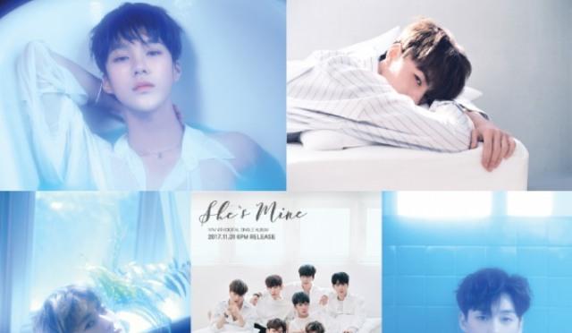 VAV, 신곡 '쉬즈 마인' 아침 Ver. 티저 공개